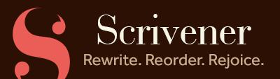 Scrivener: Rewrite, reorder, rejoice